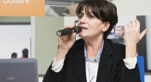 Prof. Luisa Piarulli, presidente dell'Associazione Italiana Pedagogisti