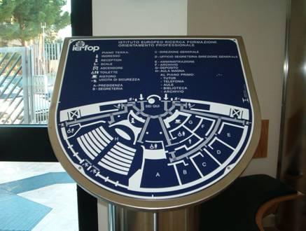 Mappa tattile