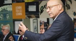 Dr. Ninni Depau, presidente del Consiglio Comunale di Cagliari