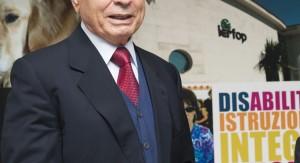 On. Raffaele Farigu - Presidente e fondatore Ierfop onlus