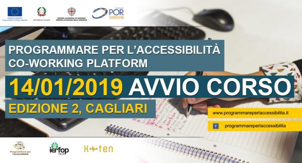 Avvio corso edizione 2 - Cagliari