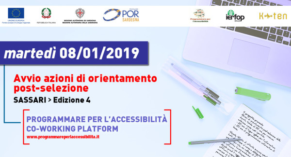 Azioni orientamento post selezione - sede Sassari