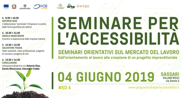 Seminario 4 giugno Sassari