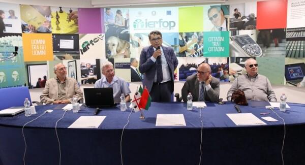 Longevità: Roberto Pili allo Ierfop